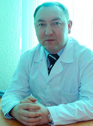 Alidjanov Khodjiakbar Kashipovich