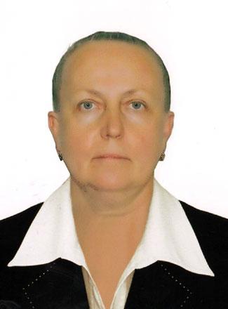 Baklanova Tatyana Valentinovna