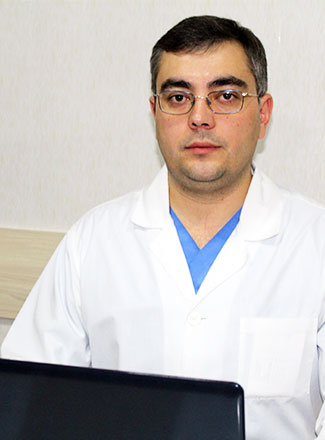 Muminov Rustam Tulkinbaevich