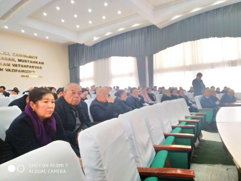 Read more about the article In Jizzakh region, 28 February 2020, the seminar and master-classes was held